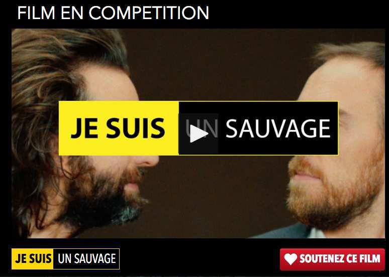 Court métrage : Je suis un sauvage de Vincent Quester et Blaise Moulin