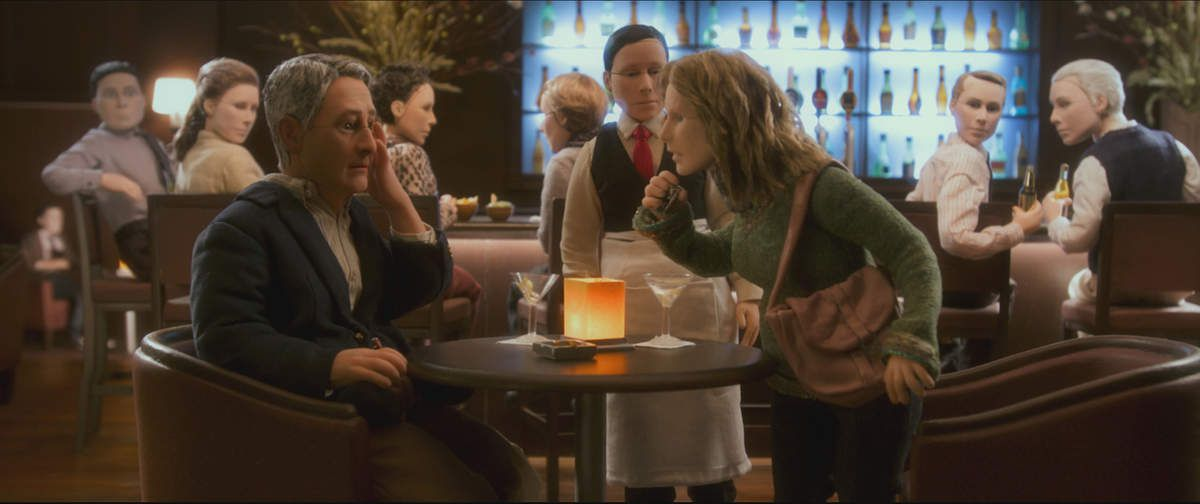 Critique : Anomalisa de Charlie Kaufman et Duke Johnson