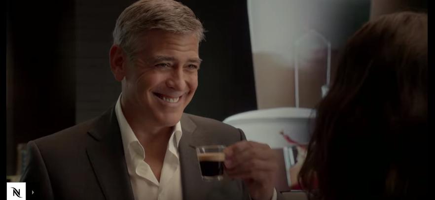 Nespresso : George Clooney de retour pour un nouvel épisode