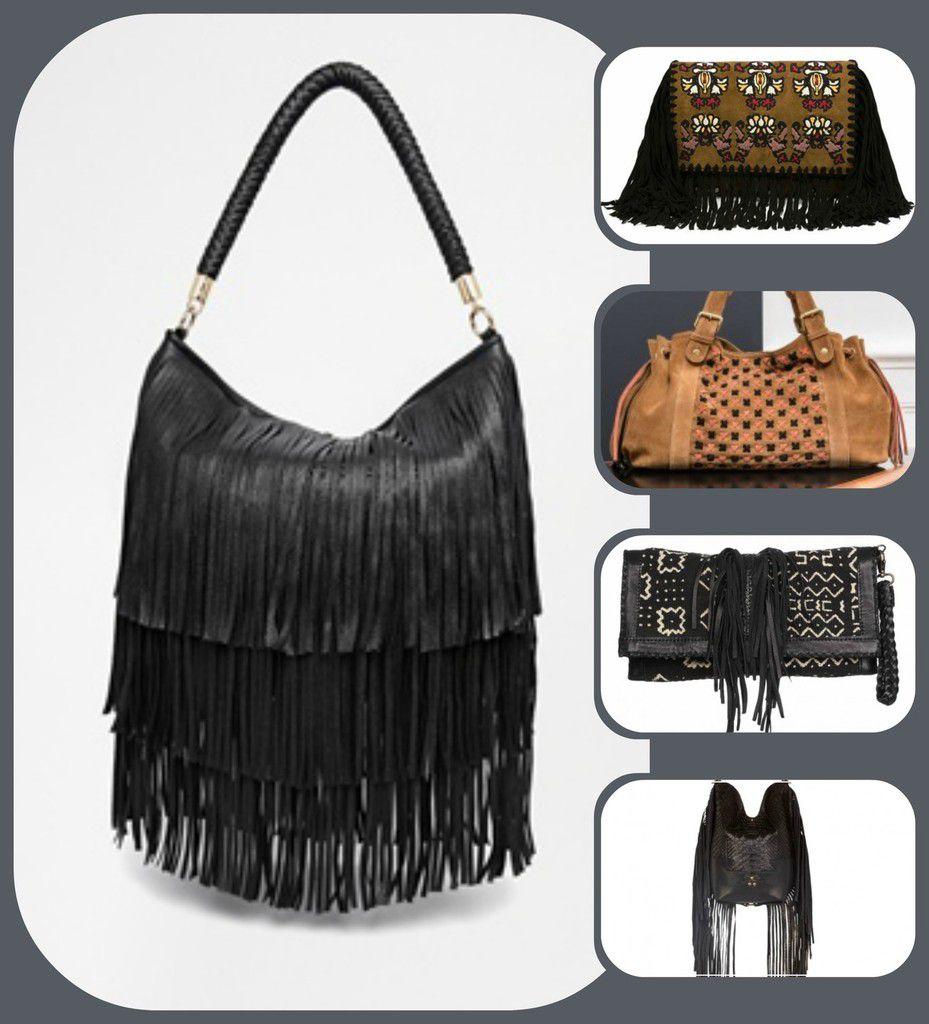 As-tu déjà acheté ton sac à franges ?