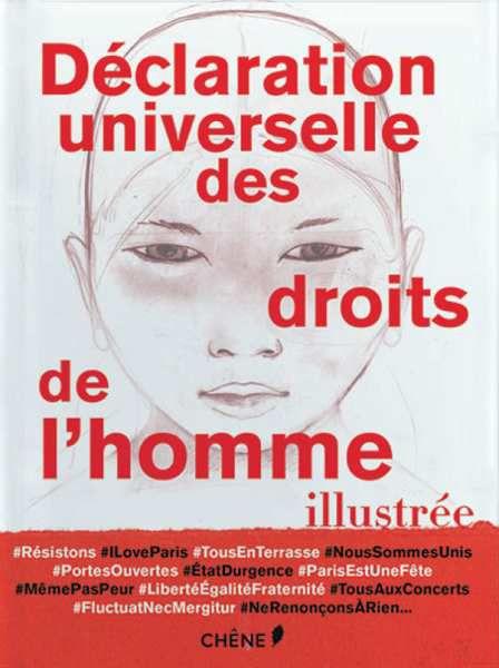 La Déclaration des droits de l'homme illustrée