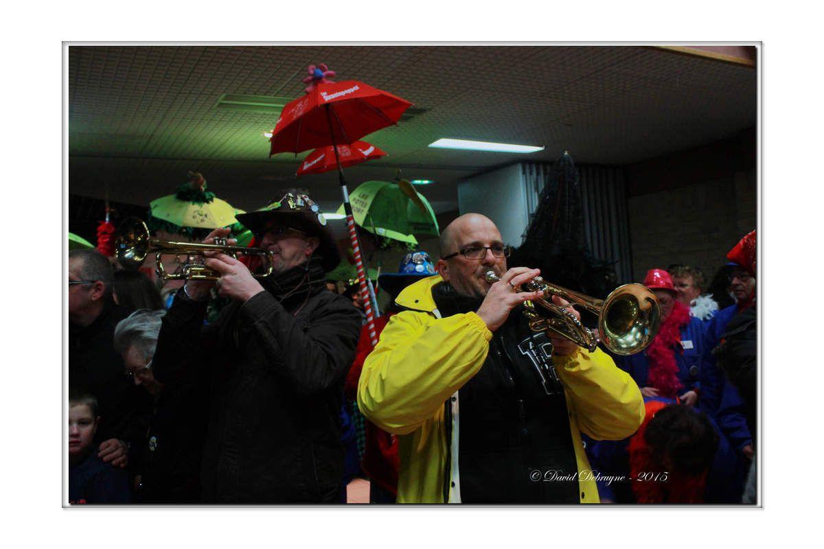 ouverture des festivités carnavalesque 2015 de Coudekerque - Branche