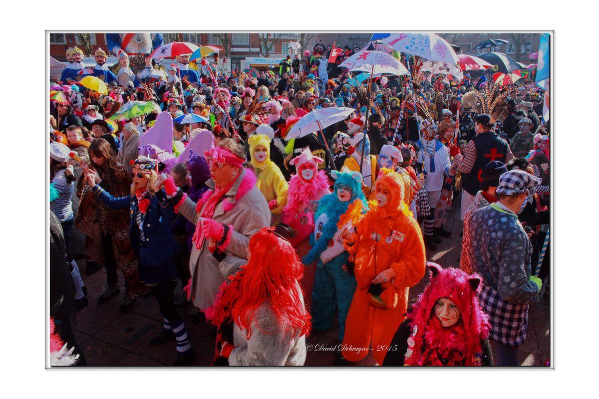 carnaval de dunkerque rigodon de l'avant bande