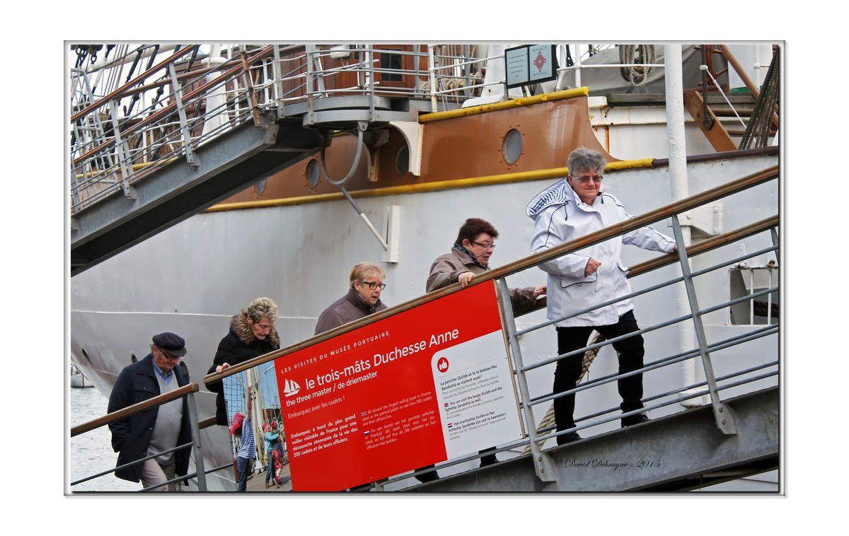 visite du musée portuaire de Dunkerque