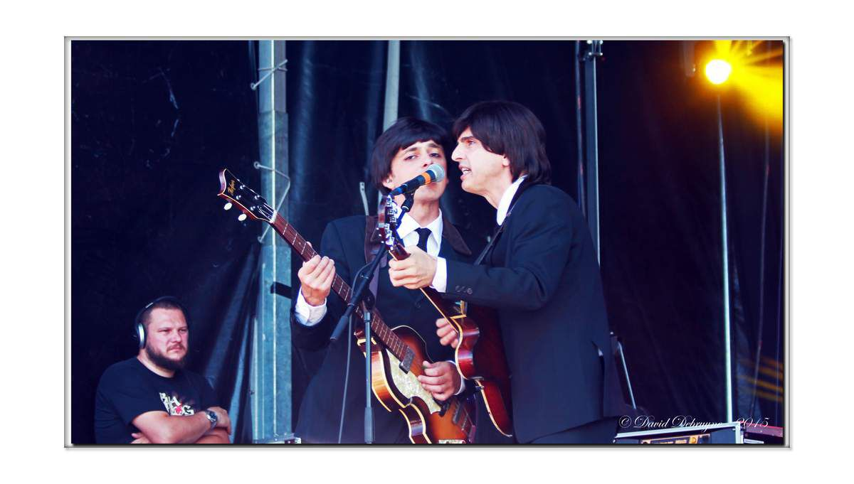 concert &quot&#x3B;The beatbox&quot&#x3B; a tribute to the Beatles Dunkerque