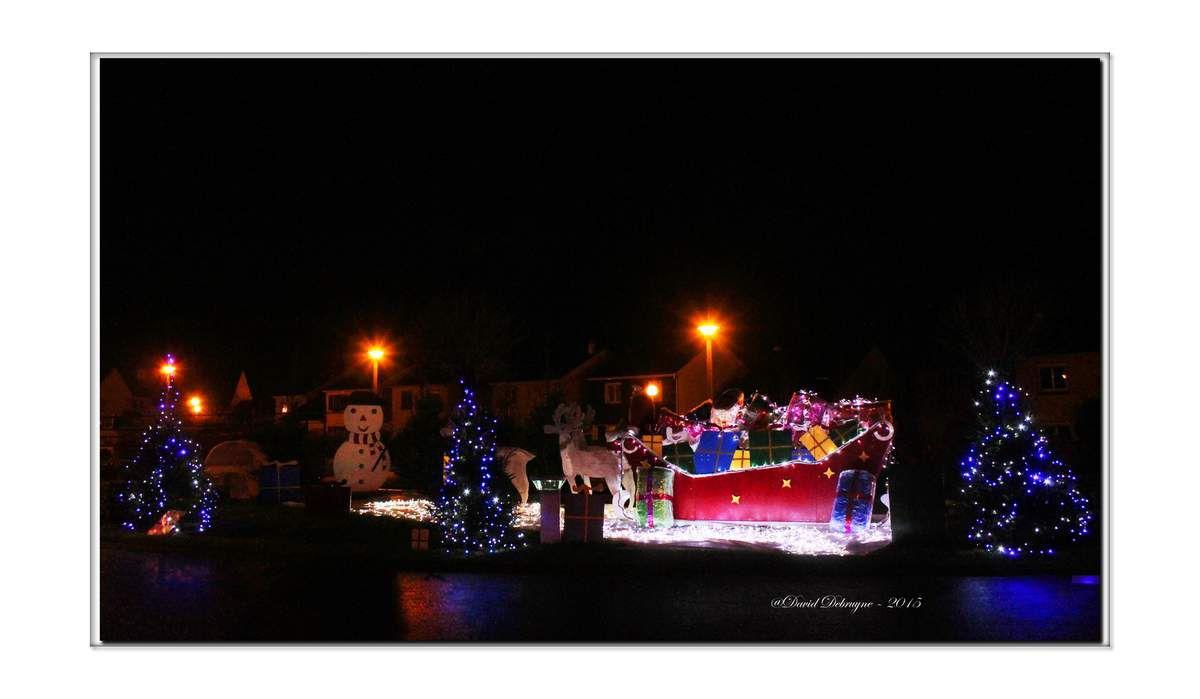 Noël magique a Calais