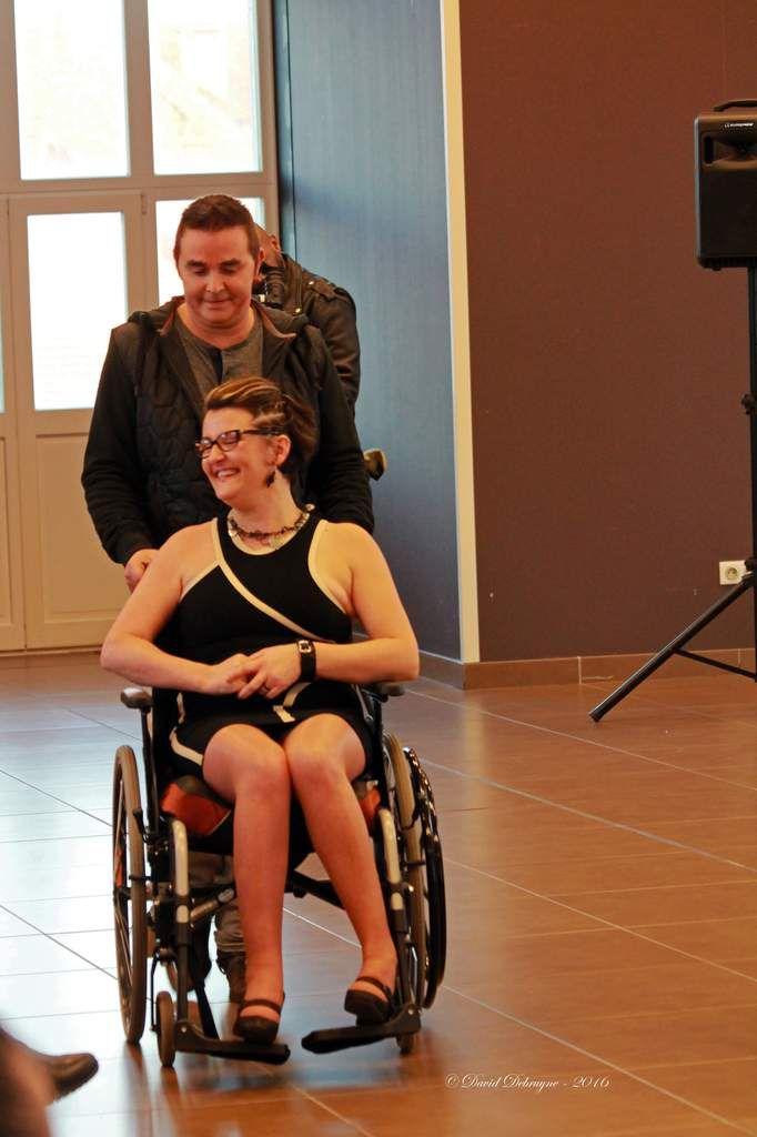 &quot&#x3B;Festi&quot&#x3B;glam&quot&#x3B; , l'AREFS défile pour la journée de l'handicap