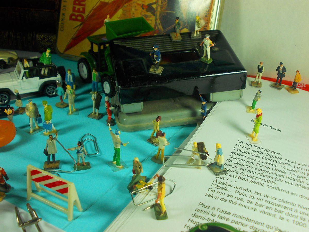 Extraits des Petites chroniques du Monde Miniature de Sasgarion