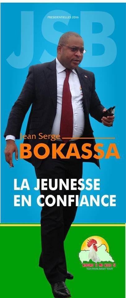 Centrafrique : Jean-Serge Bokassa croit en son « destin politique »