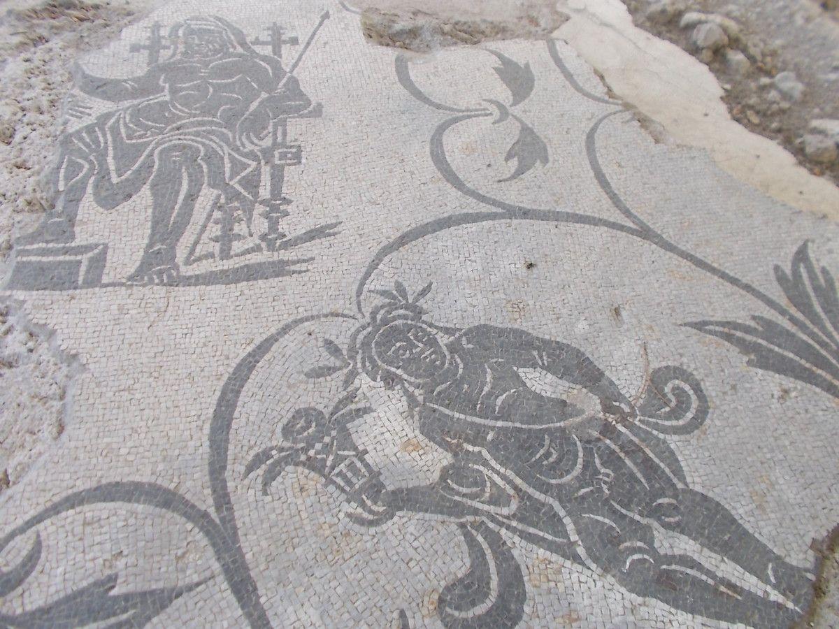 Mosaici al suono delle cicale