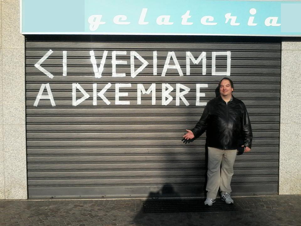 Le gelaterie riaprono a dicembre 2015 in Italia
