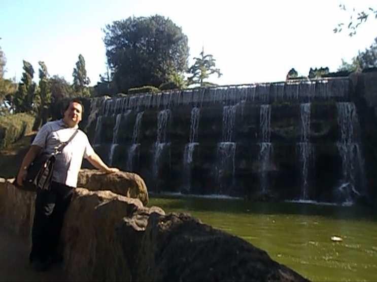Parco delle Fontane e Orti Didattici a Roma EUR