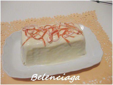 pastel pescado sin horno