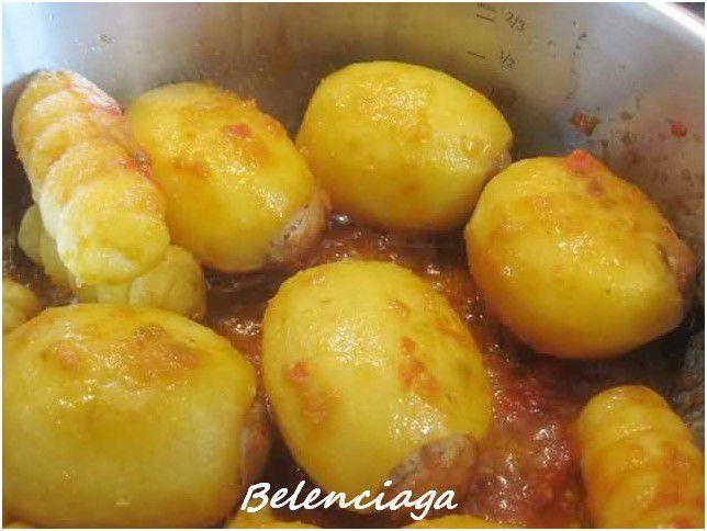 patatas rellenas carne