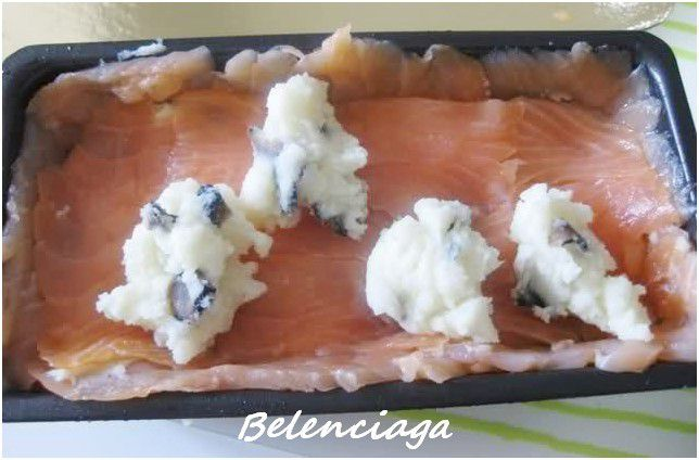 milhojas salmon