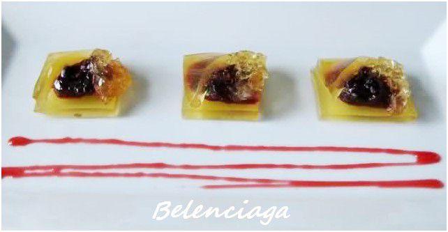 gelatina de piña