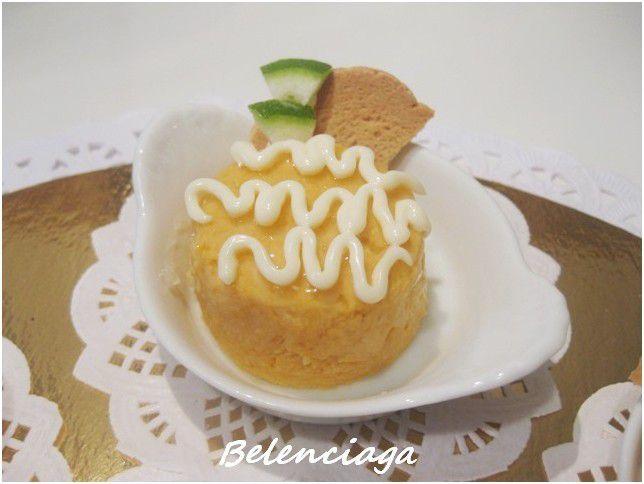 cucharitas pastel pescado