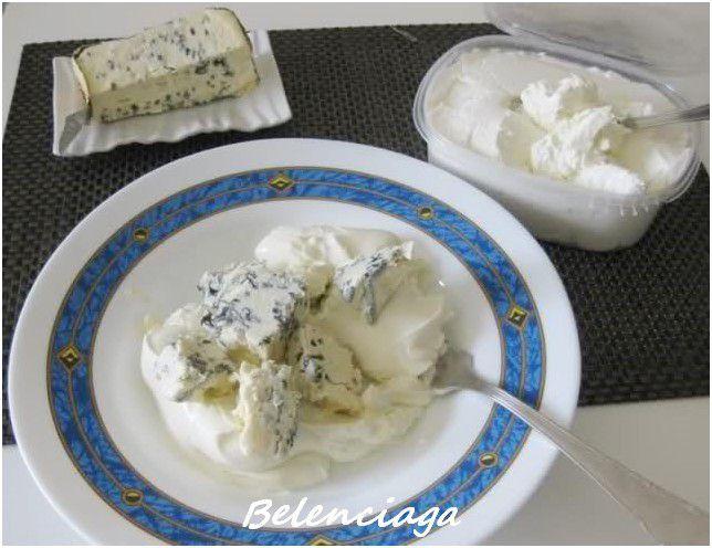 bocaditos queso azul