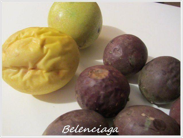 Natillas frut. pasion