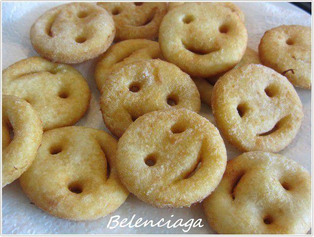 patatas sonrientes