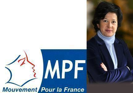 Véronique Besse, députée-maire MPF - Mouvement Pour la France