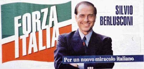 """Silvio Berlusconi : """"Pour un nouveau miracle italien"""""""