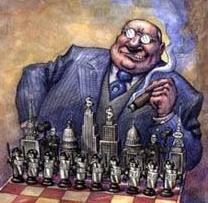 Ukraine : la brigade des fraudes accuse d'escroquerie un &quot&#x3B;groupe criminel&quot&#x3B; dirigé par le juif Julius Meinl, patron de banque et membre du Congrès Juif Mondial