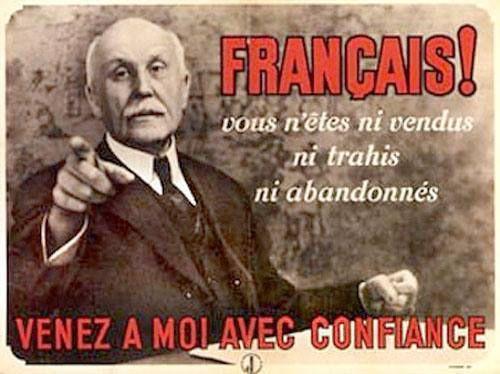 le Maréchal Pétain, le héros de Verdun et le sauveur de la France