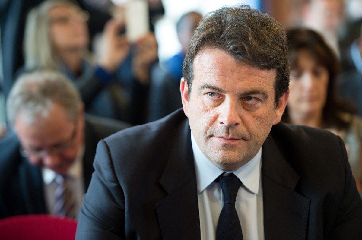 Thierry Solère (LR), nouveau porte-parole de François Fillon