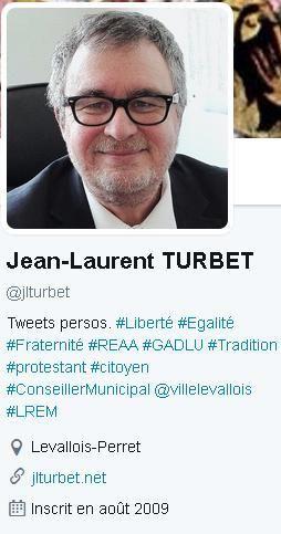 profil Twitter de Jean-Laurent Turbet