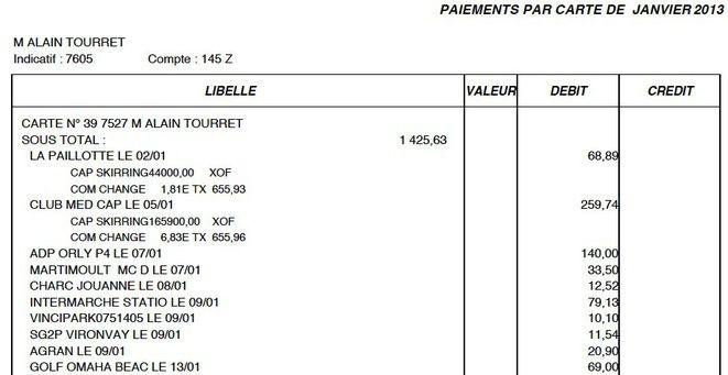 [Russia Today / Mediapart / Macron Leaks] Alain Tourret (député Parti Radical de Gauche / En Marche) utilise sa réserve parlementaire pour se payer des vacances et des places de cinema, jouer au golf, s'acheter un téléviseur...