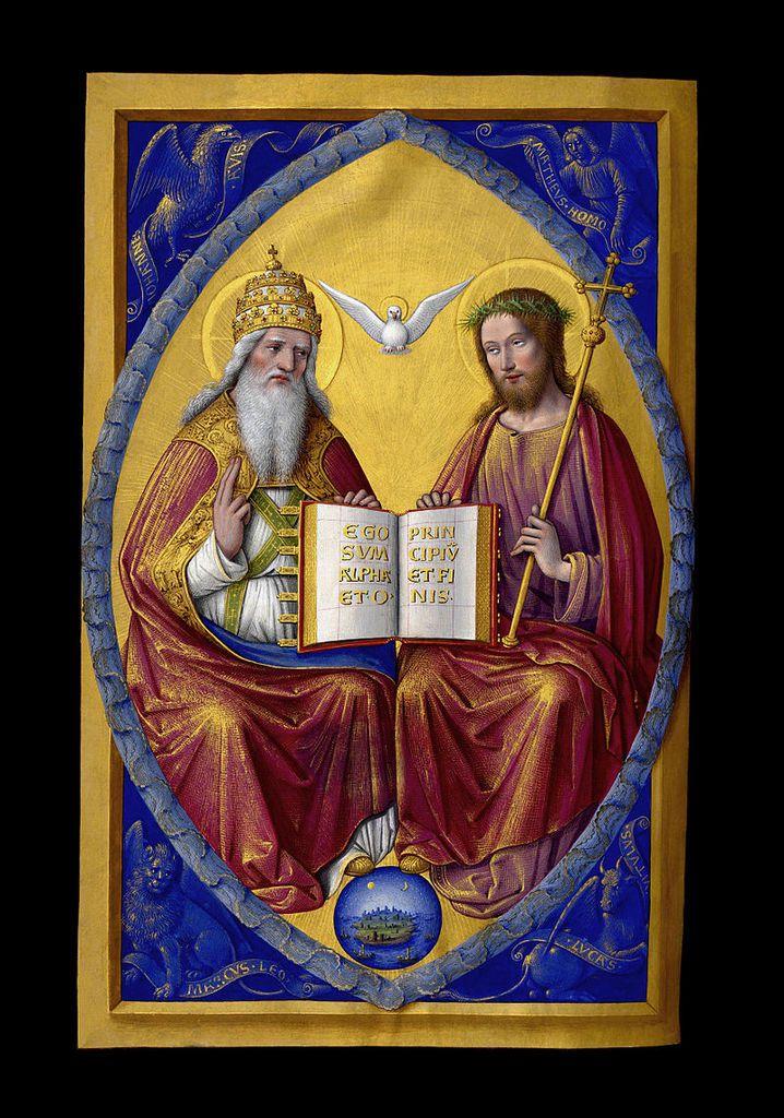 Fête de la Très Sainte Trinité 2017 : sermons de l'abbé Lafitte et de l'abbé Guépin