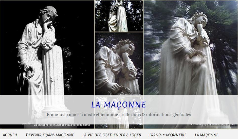 TRIBUNE DE LA MACONNE : FRANC-MACONNERIE, INITIATION ESOTERISME.