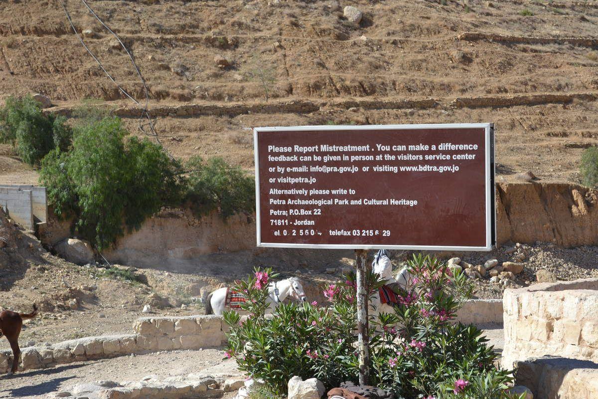 Entrée du site de Petra. (Crédit Photos: Tous droits réservés).