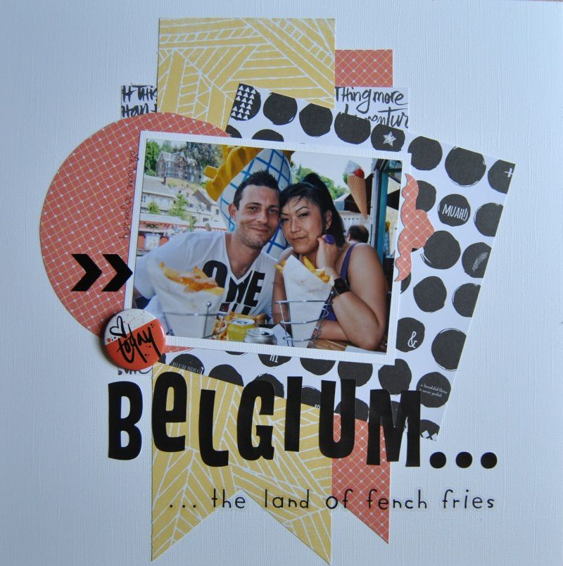 Belgium...The land of french fries