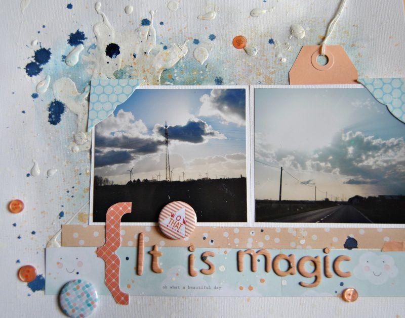 It is Magic/C'est Magique