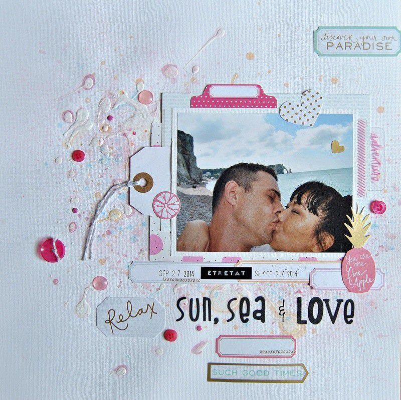 Sun, Sea &amp&#x3B; Love
