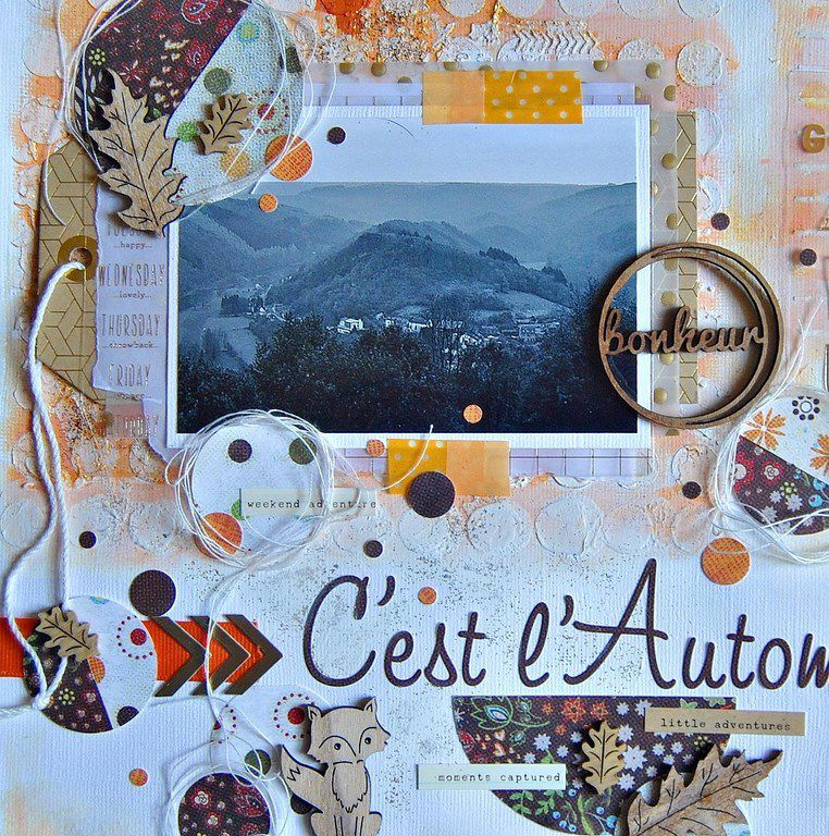 C'est l'automne/This is fall