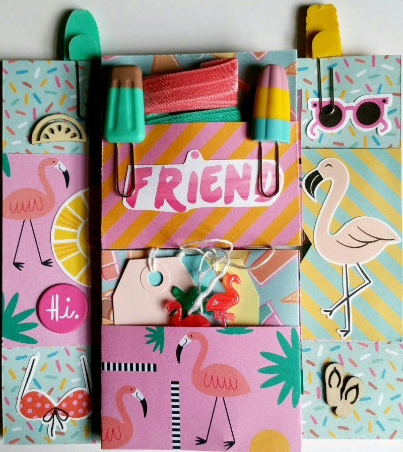 Endlessflipbook Hello Summer/Flip Book interminable Bonjour l'Eté