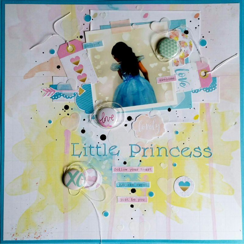 Little Princess/Petite Princesse