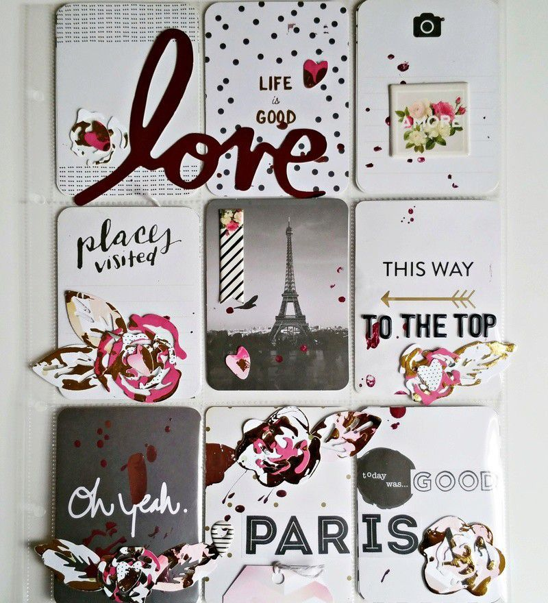Paris Pocket Letter