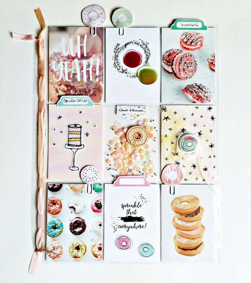 Donuts &amp&#x3B; Macaroons