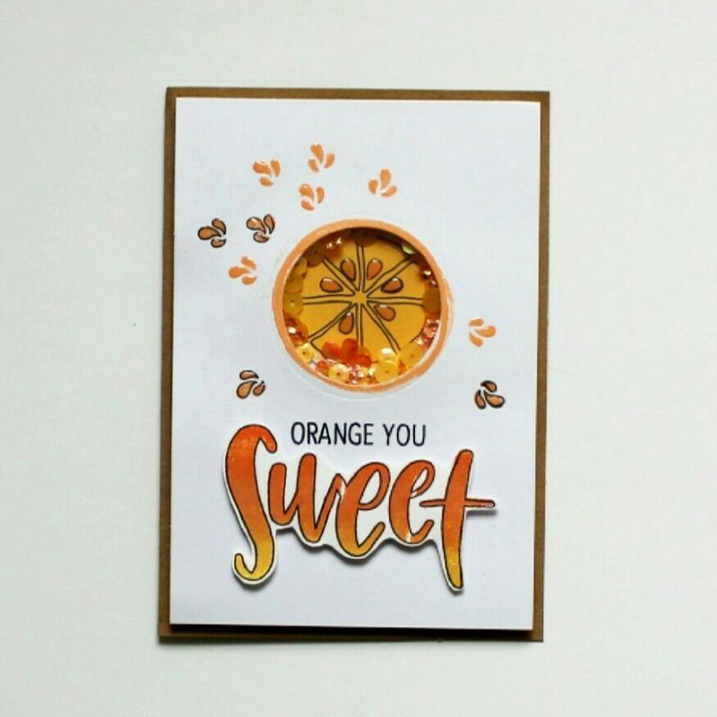 Technique Tuesday: Orange You Sweet