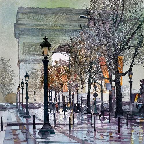 Sono venuta a Parigi per dimenticarti - Maria Luisa Spaziani