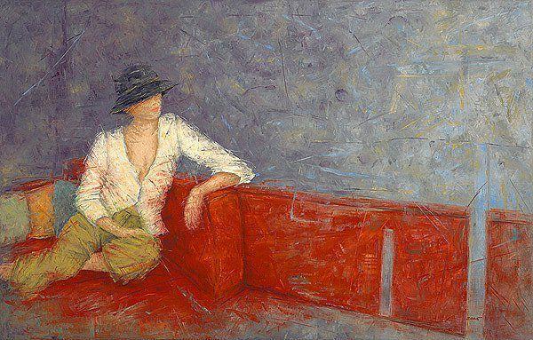 Eugenio Montale dipinti