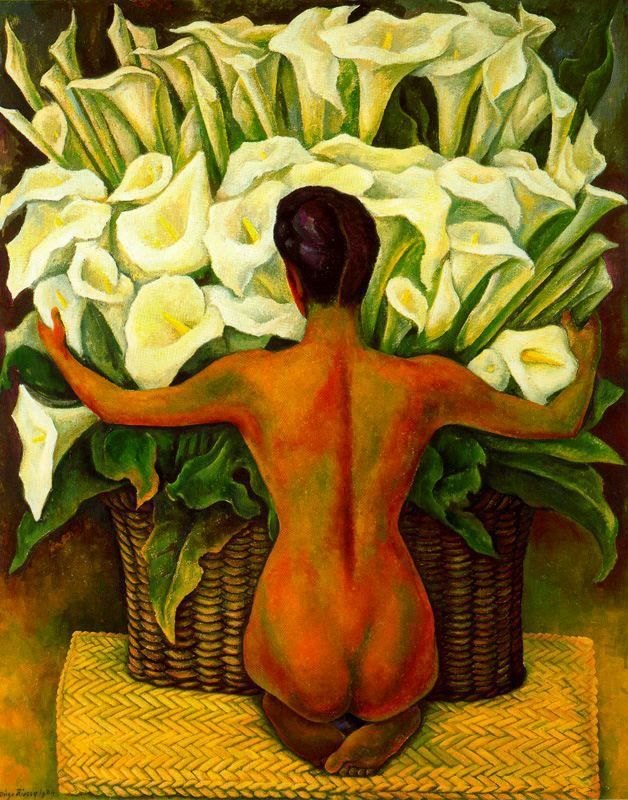 Diego Ravera - Large flowers