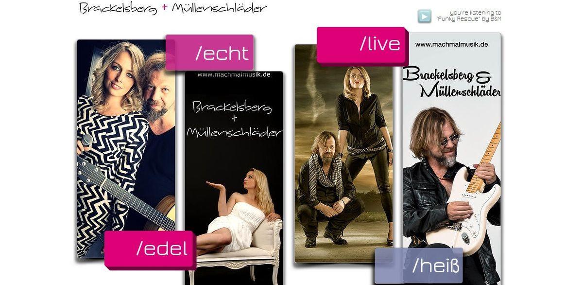 Alles über B&M auf www.machmalmusik.de