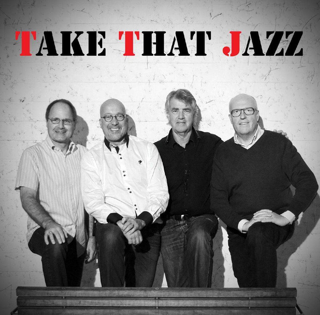 Bonner Jazz-Quartett &quot&#x3B;Take That Jazz&quot&#x3B; im H&amp&#x3B;H