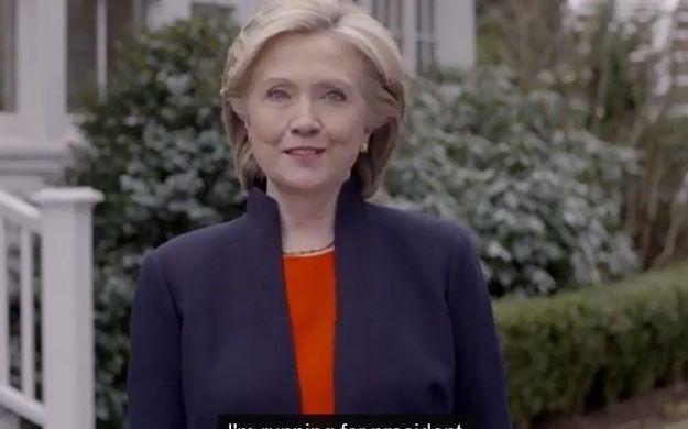Hillary présidente ?