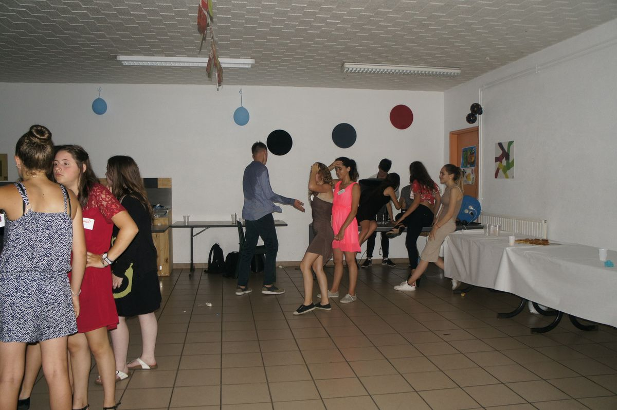 PHOTOS DU BAL DES 3emes!!!!!